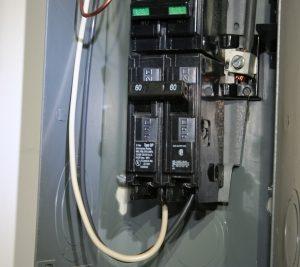 Undersized Wiring